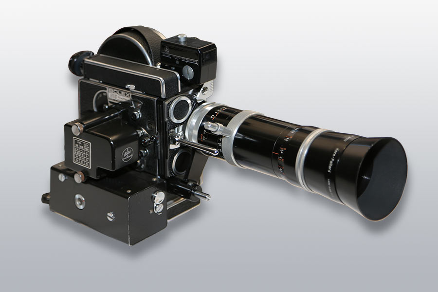 Bolex H16 Reflex