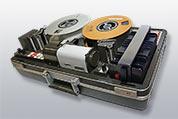 Ampex VR-3000 Portable Quadruplex Koffer