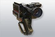 Sony Betamovie-Camcorder 200 P