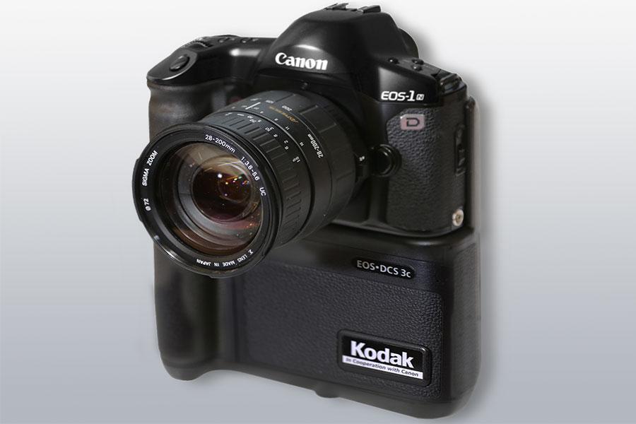 Kodak Canon EOS DCS 3C