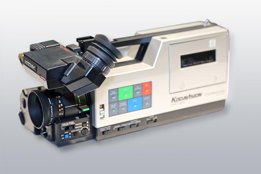 kodavision-camcorder