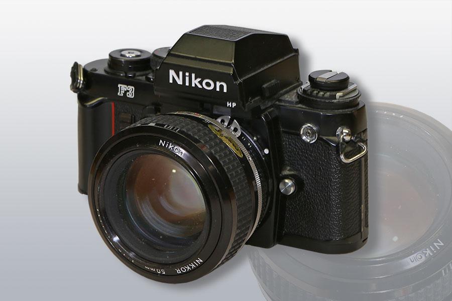 Nikon F3 HP (1980)
