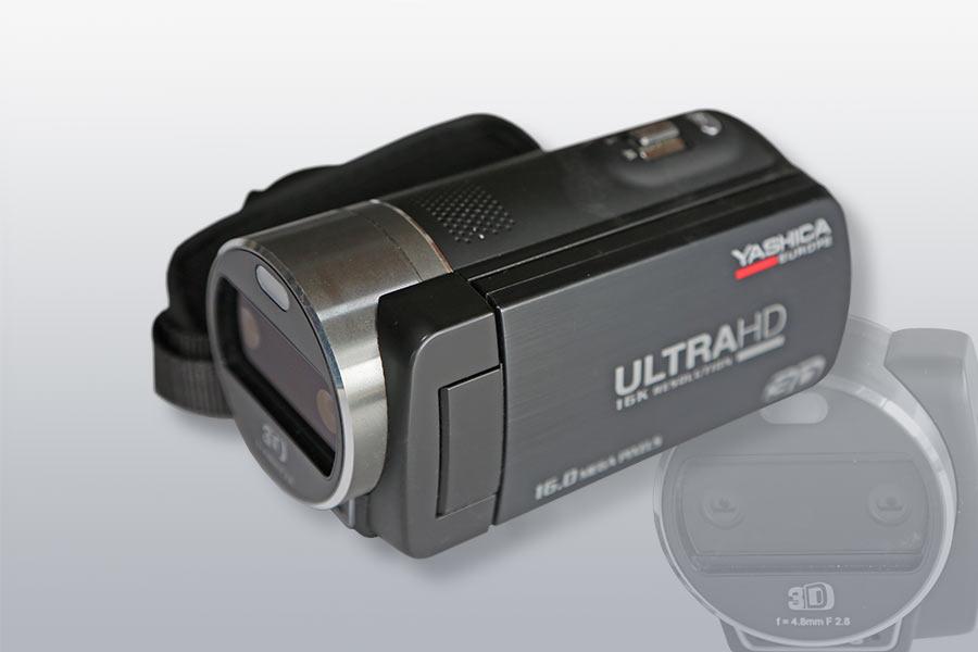 UHD-3D Camcorder