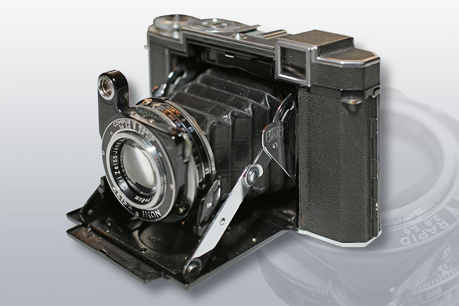 Zeiss Ikon Super Ikonta B (1937)