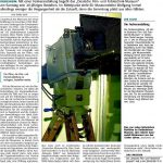 DFTM Rheinpfalz Artikel Blick zurueck 20 Jahre