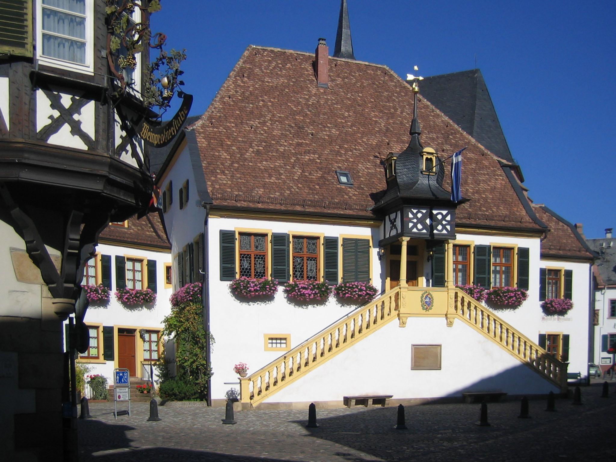 Rathaus Deidesheim